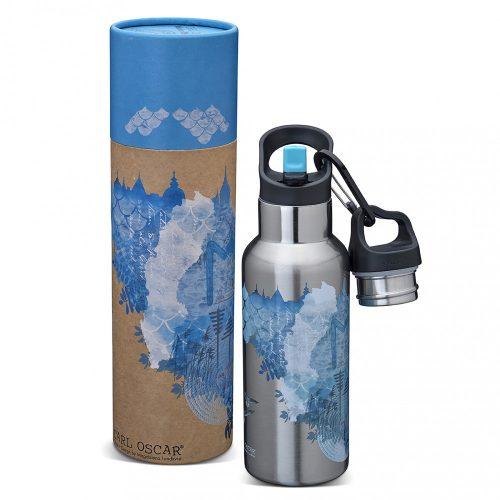 Wisdom TEMPflask termosz kulacs 500ml - víz