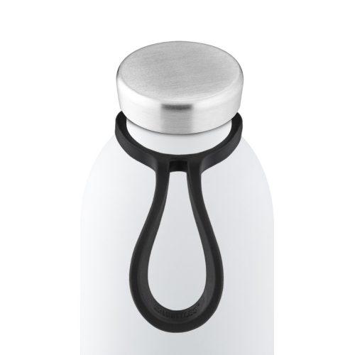 24Bottles palack akasztó, fekete, Clima és Urban palackokhoz
