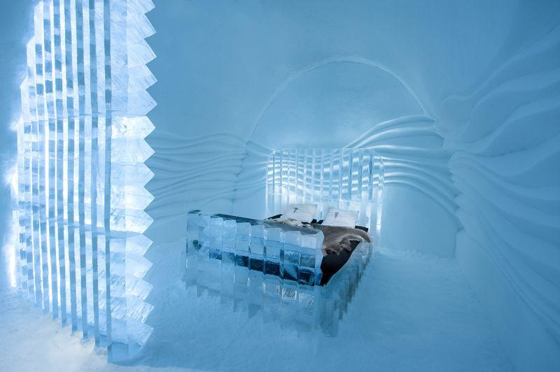 jégszálloda
