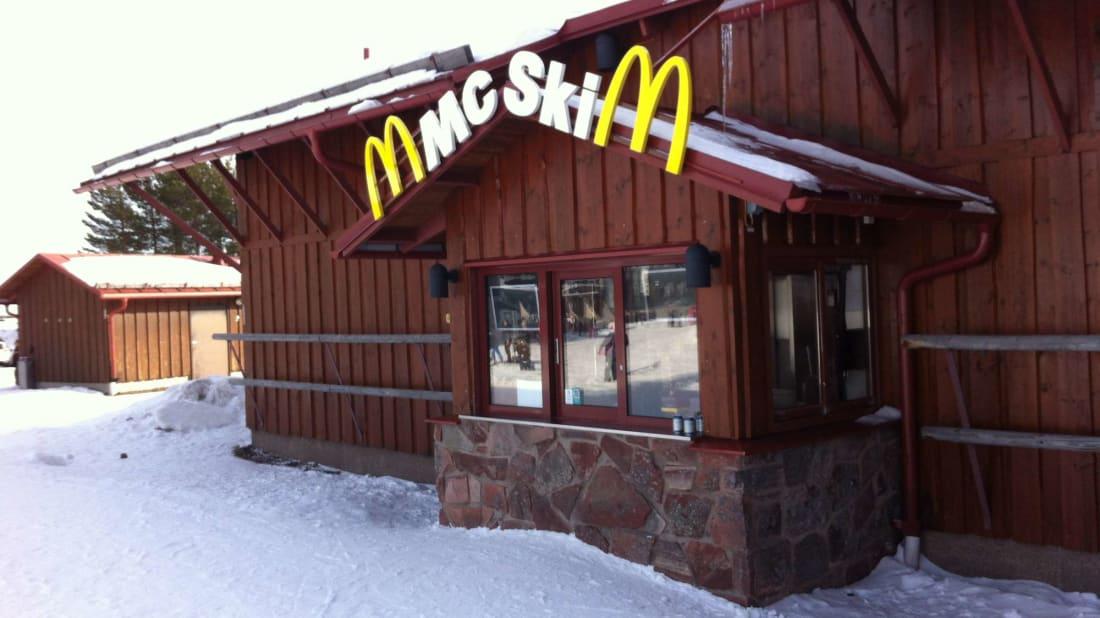 A Svéd MC Ski