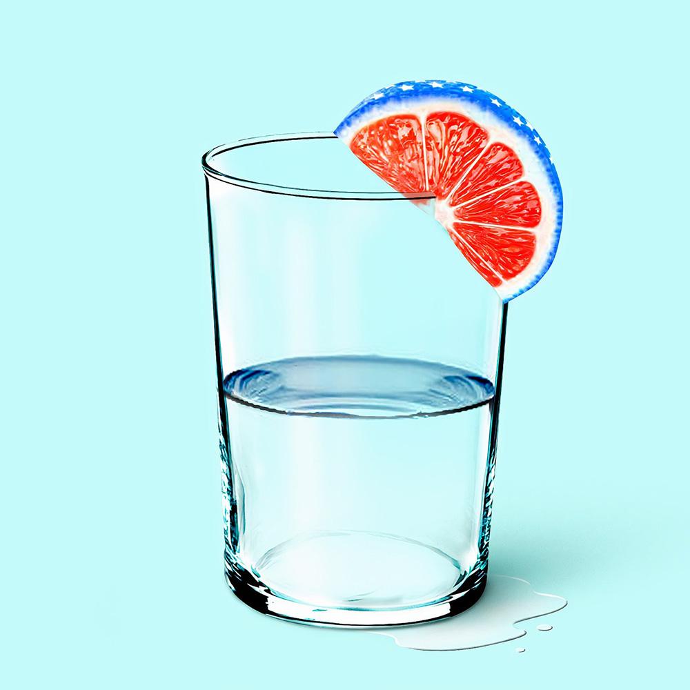 9 jel, hogy túl sok vizet Iszol